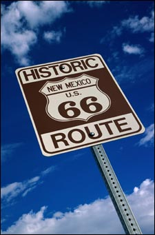 Route 66 picture